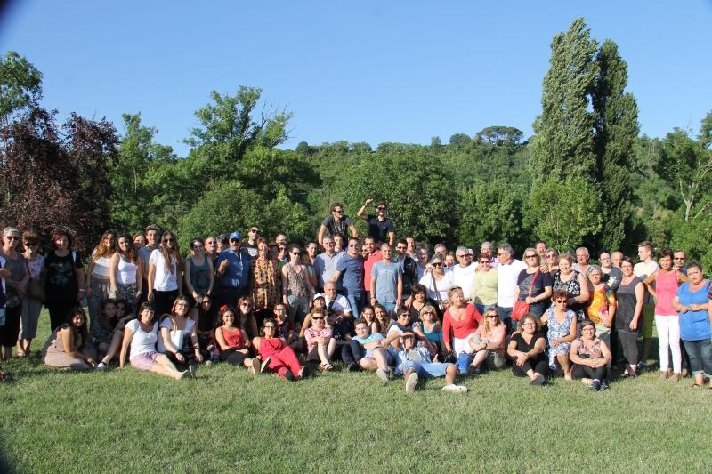 16-Foto di gruppo alla partenza (2)