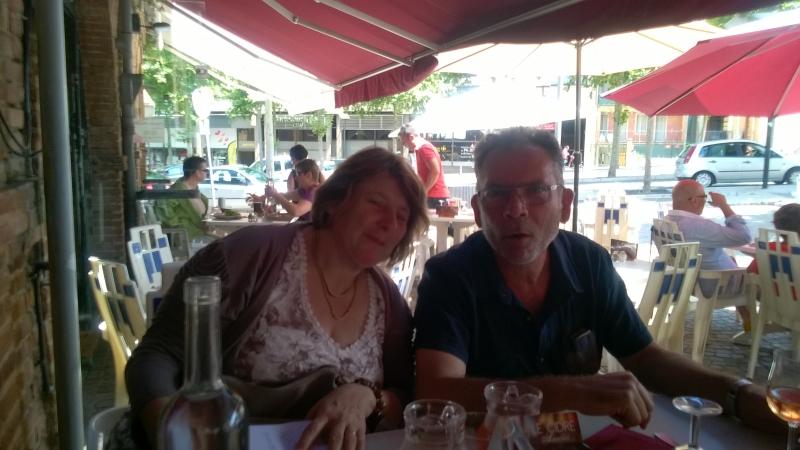 Denis et Christiane Mountaban